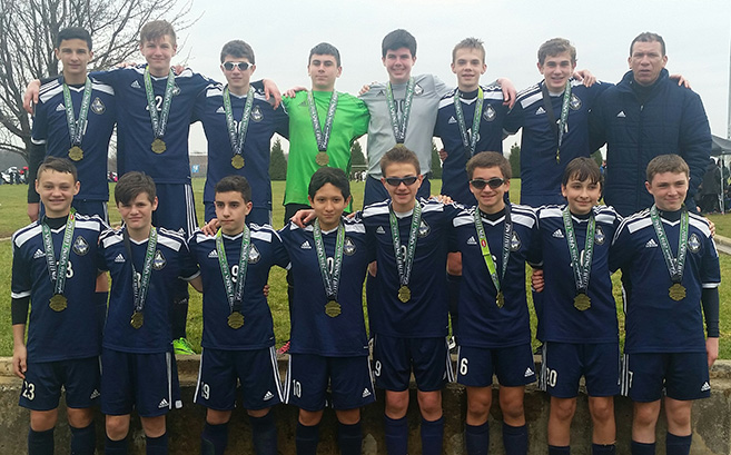 U14B NJ STALLIONS ARE CHAMPIONS AT 2016 MAPS SPRING CHALLENGE - READ FULL BOYS REVIEW!